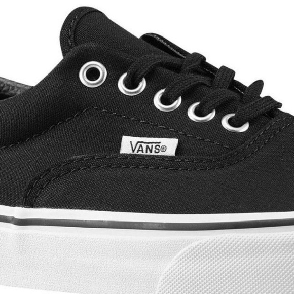cf4316c32ab VANS Men s MLX ERA Sneakers Black White